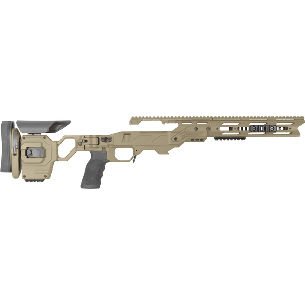 Cadex Precision Rifle Chassis Cadex Lite Strike Remington SA, .308 or 6.5 CM Tan Chassis