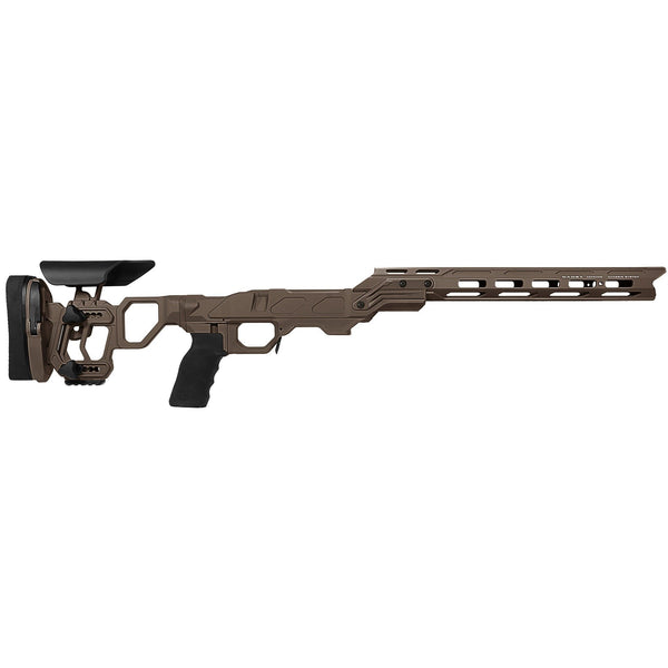 Cadex Precision Rifle Chassis Stealth Shadow Vortex / Rem 700 SA Cadex Field Competition Chassis w/ Skeleton Stock for Surgeon and Remington 700 Actions