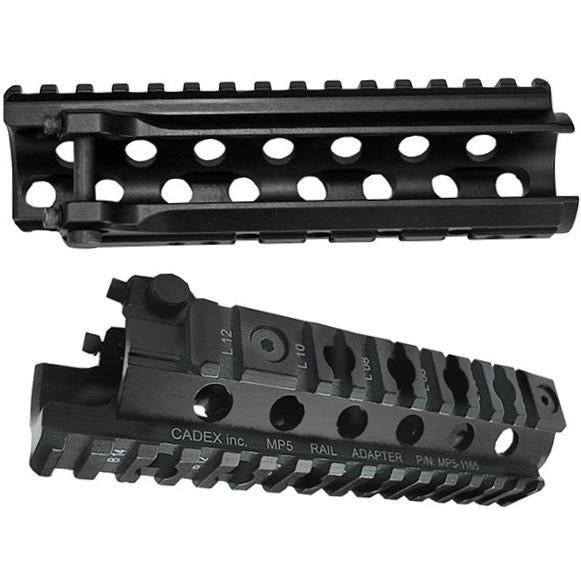 Cadex Rails and Hand Guards Cadex MP5 RAS adapter for HP MP5 and clones