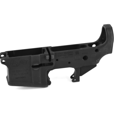 Colt Lower Receiver (FIREARM) Colt M4 Commando Lower Receiver, stripped - VIRGIN