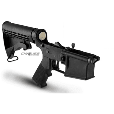 Colt M4 lower receiver, complete 2018 production