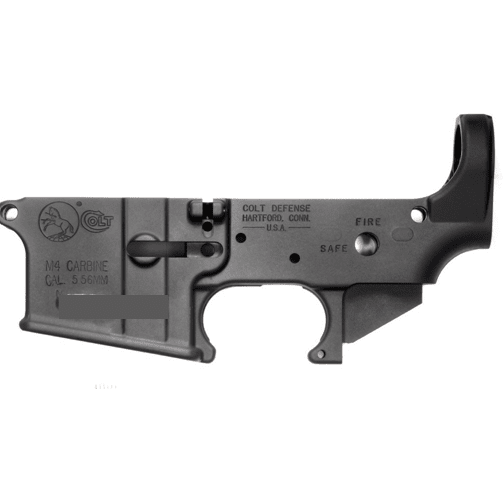 Colt Lower Receiver (FIREARM) Colt M4 lower receiver, stipped