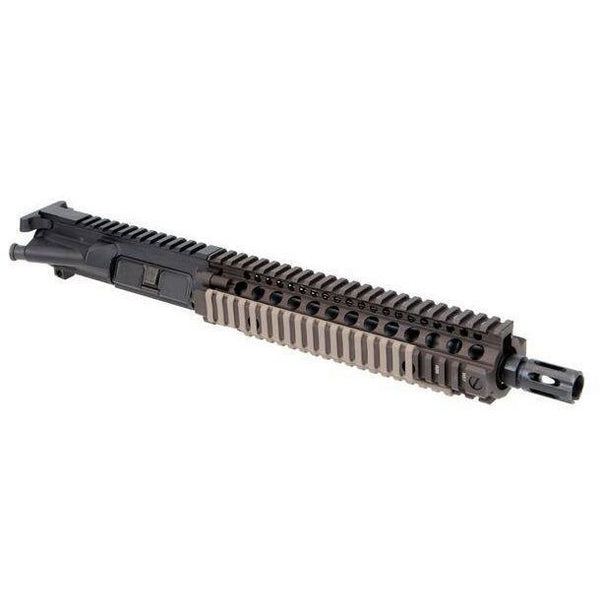 "Colt Upper Receiver Group OPT: FDE ladders (3) Mk18 complete 10.3"" URG - Colt / Daniel Defense - upper receiver group"