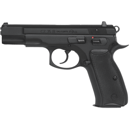 CZ 75 B Ω (Omega) 9mm Pistol, limited production