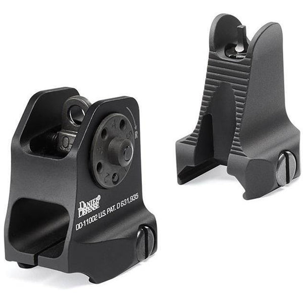 Daniel Defense Fixed Front/ Rear Sight Combo