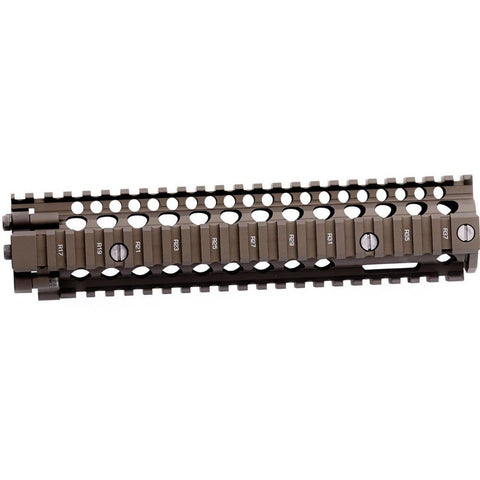 Daniel Defense Rails and Hand Guards Daniel Defense Mk18 RIS rail, FDE