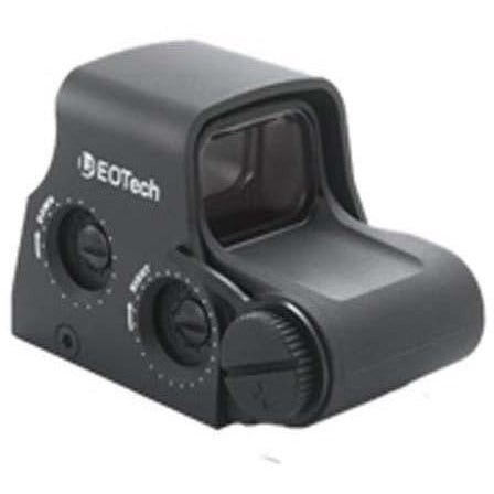EOTech Optics, Rangefinders, etc. EOTech XPS2 65 MOA Ring & MOA Single Dot CR123 Black