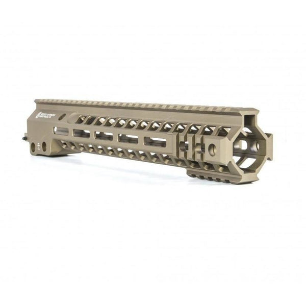 "Geissele Rails and Hand Guards Geissele Super Modular Rail Mk13 M-LOK DDC 13"" -- open box"