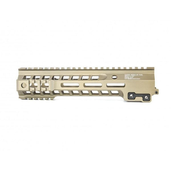 Geissele Rails and Hand Guards Geissele Super Modular Rail Mk13 M-LOK DDC 9.5""