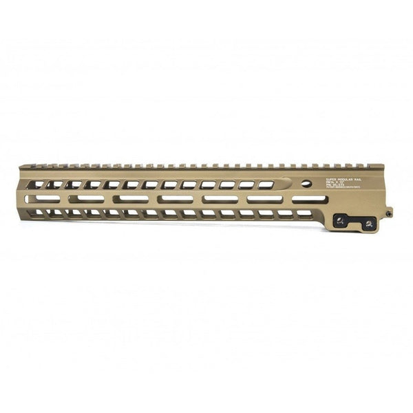 Geissele Rails and Hand Guards Geissele Super Modular Rail Mk14 M-LOK DDC 13""