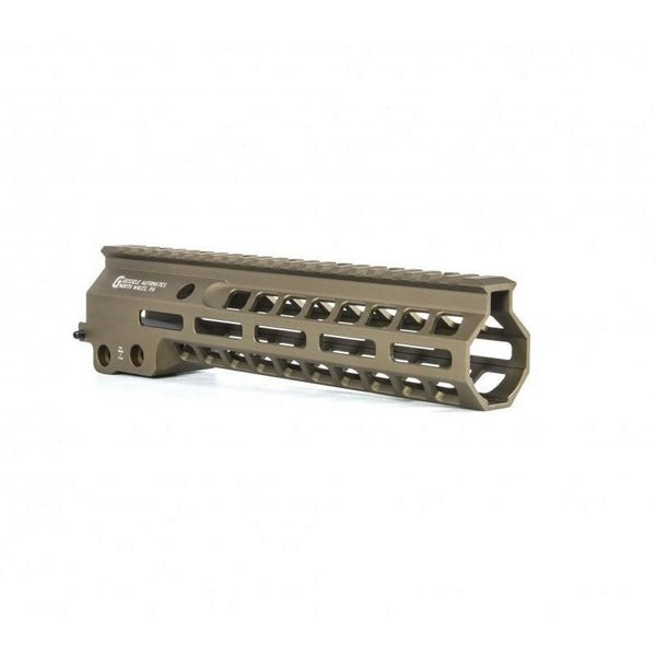 Geissele Rails and Hand Guards Geissele Super Modular Rail Mk14 M-LOK DDC 9.5""