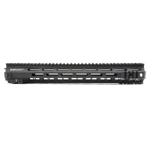 "Geissele Rails and Hand Guards Geissele Super Modular Rail MK4 M-LOK Black 15"" - Blem"