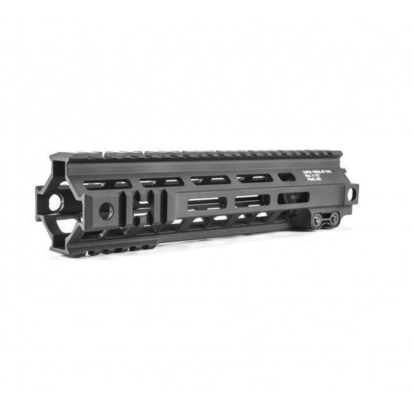 Geissele Rails and Hand Guards Geissele Super Modular Rail Mk4 M-LOK Black 9.5""