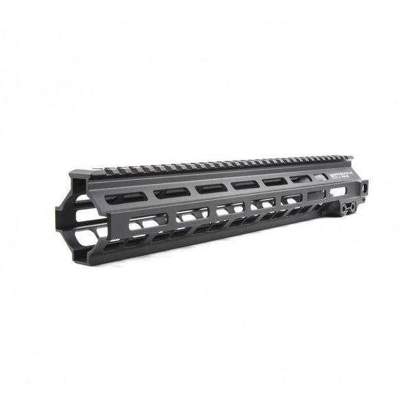 Geissele Rails and Hand Guards Geissele Super Modular Rail Mk8 M-LOK Black 13""
