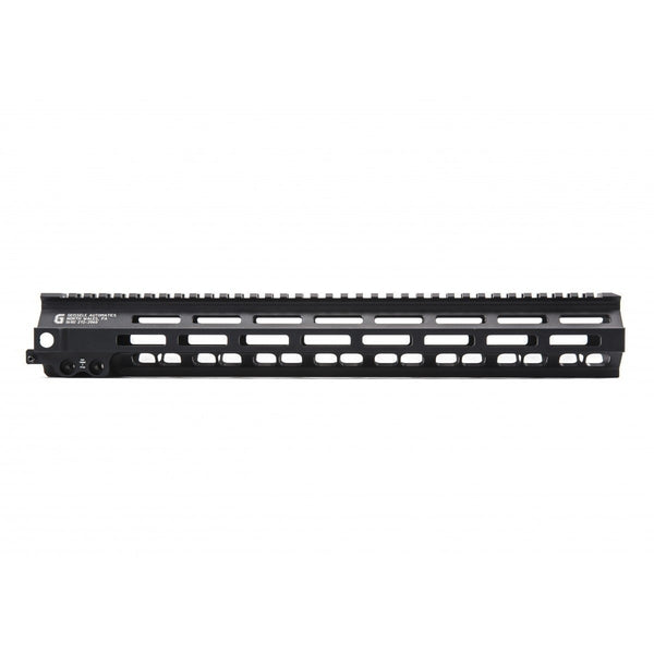 "Geissele Rails and Hand Guards Geissele Super Modular Rail MK8 M-LOK Black 15"" - Blem"