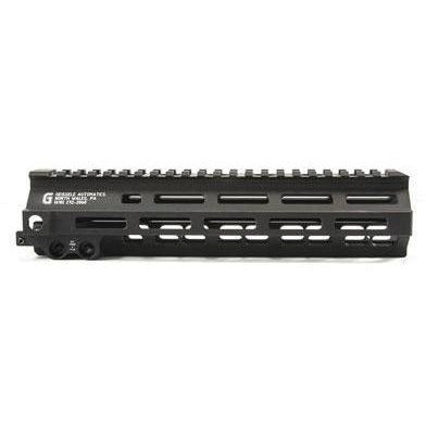 Geissele Rails and Hand Guards Geissele Super Modular rail Mk8 M-LOK Black 9.5""
