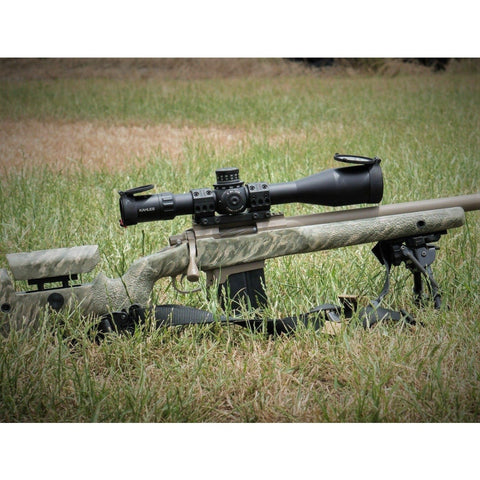 Kahles Rifle Scope Kahles K624i 6-24x56 Riflescope with SKMR3 ret, LSW, DEMO