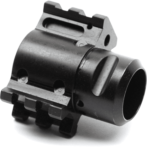 Knights Armament (KAC) Barrel Parts Knights Armament KAC SR25 / M110 Gas Block, 0.750""