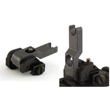 Knights Armament (KAC) BUIS Knights Armament KAC Mk11 folding front sight, push button NOS