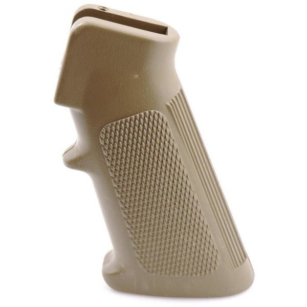 Knights Armament (KAC) Grip Knights Armament KAC SR25 / M110 A2 Pistol Grip TAUPE