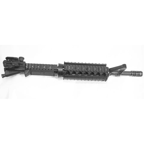 Knights Armament (KAC) Rails and Hand Guards Knights Armament KAC M4 RAS, Vero Beach, NOS w/ 4 ribbed covers