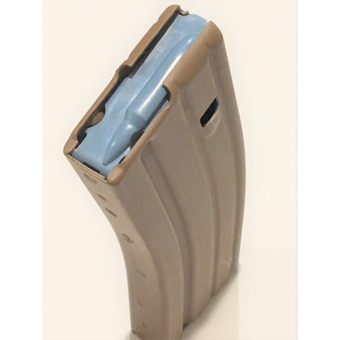 Mil-Spec Rifle Magazines USGI M4/M16 30-round EPM brown aluminum magazine