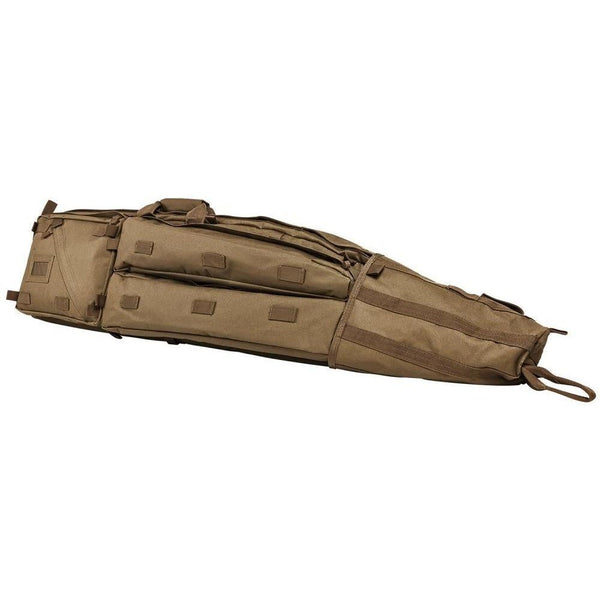 Nimbus Tactical Sniper Drag Bag / Rifle Bag - Coyote Tan