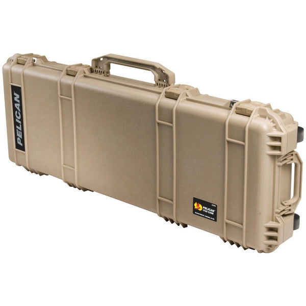 Pelican Case 42 X 13.5 X 5 Tan with Wheels