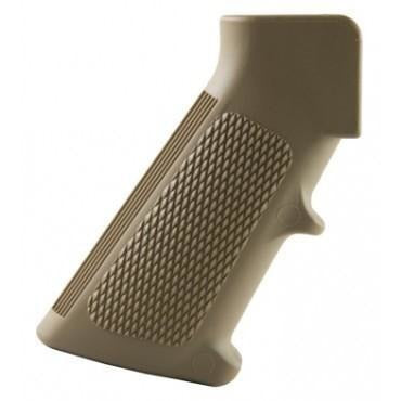 Potomac Armory Lower Parts Taupe FDE A2 grip, KAC M110 replacement clone