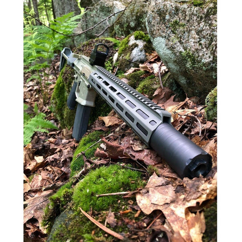 Q Suppressor (NFA) Q Trash PANDA 7.62 Suppressor