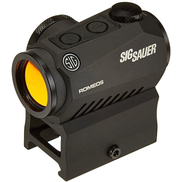 Sig Sauer Optics, Rangefinders, etc. Sig Romeo 5 Red-Dot Optic 1x20mm 2 MOA SOR52001