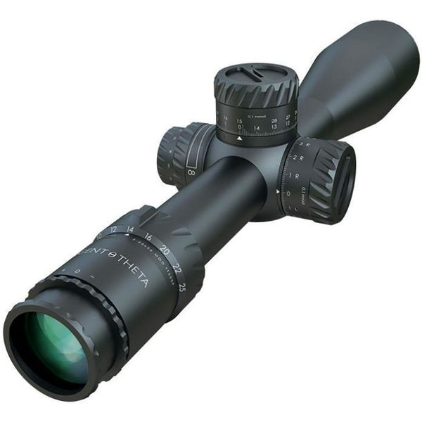 Tangent Theta Rifle Scope Tangent Theta 5-25x56mm Riflescope with mil Gen2 XR ret.