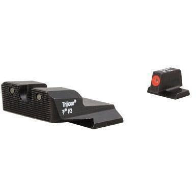Trijicon HD XR Night Sights S&W M&P Orange Front Dot