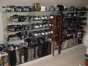 Camcorder repair service for sony
