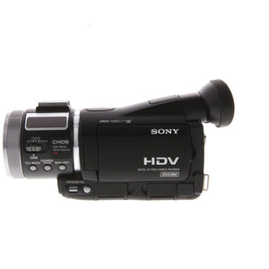Sony HVR-A1u high definition miniDV NTSC camcorder