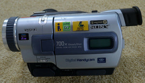 sony DCR-TRV530 digital8 NTSC camcorders, also plays 8mm , Hi8 analog tapes