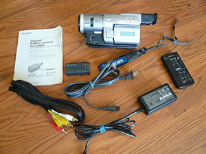 sony DCR-TRV103 digital8 stereo NTSC camcorder plays 8mm Hi8 digital8