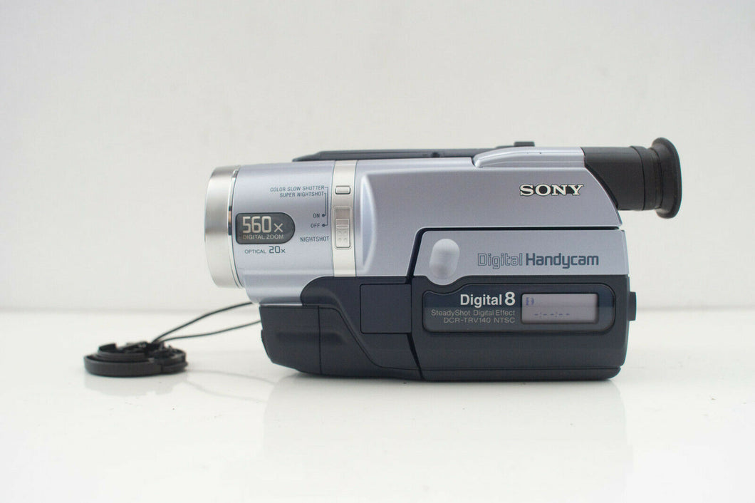 Sony DCR-TRV140 digital8 NTSC camcorder