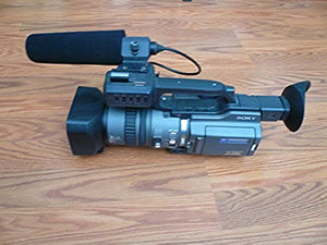 sony DSR-PD150 three CCD NTSC standard format miniDV stereo camcorder
