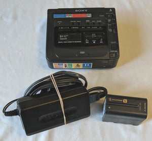 Sony GV-D200 NTSC 8mm video8 Hi8 digital8 video cassette recorder player