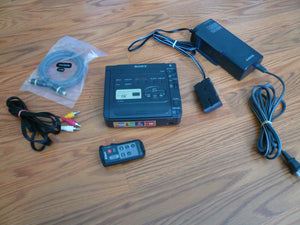 sony GV-D300 miniDV stereo NTSC video walkman