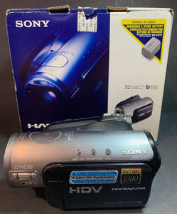 Sony HDR-HC3 high definition miniDV NTSC camcorder