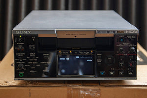 sony HVR-M25u High Definition NTSC / Pal miniDV video cassette recorder player