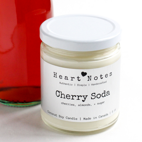 Cherry Soda Candle