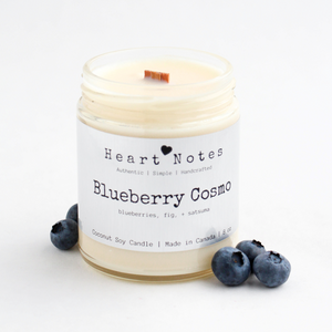 Blueberry Cosmo Candle