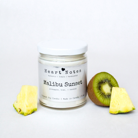 Malibu Sunset Candle