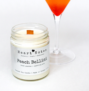 Peach Bellini Candle