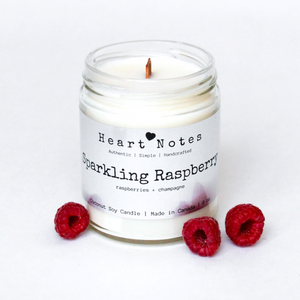 Sparkling Raspberry Candle