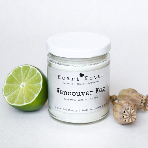 Vancouver Fog Candle