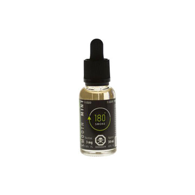 180 Smoke Premium - Smooth Mint 30ML